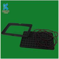 Wholesale FDA approved virgin Wood Pulp compostable packaging trays from china suppliers