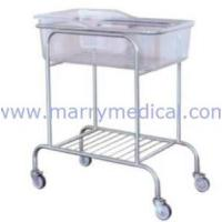 Buy cheap MB-1P Stainless steel baby bed from wholesalers