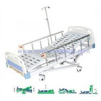 Buy cheap MB-5D 5 function manual hospital bed from wholesalers