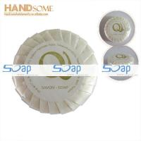 Wholesale 25g disposable sell well hotel soap from china suppliers