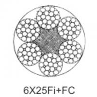 Wholesale Steel aircraft cable 6X25Fi+FC from china suppliers