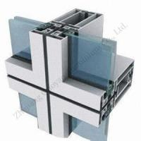Aluminium Profile aluminum curtain wall specification Aluminum Curtain Wall