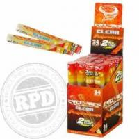 Wholesale Rolling Papers Cyclones Pre-Rolled Clear Cigar Tube - Pimperschnapps 2X from china suppliers