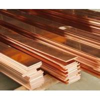 Grounding copper flat wire