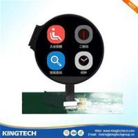 Wholesale 1.39 400x400 full color round thin mini transparent oled display from china suppliers