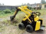 Wholesale Mini Skid Steer Loader Product No.:L300A from china suppliers