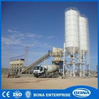 Hot selling high demend machine 60m3/h concrete batching plant in Stock