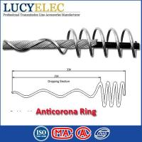 Wholesale Electrical Protective Fittings Aluminium Alloy Anticorona Ring for ADSS from china suppliers