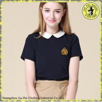 Buy cheap England College student ladies T-shirt Polo shirts from wholesalers