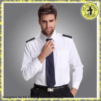 Buy cheap Customized Men's Security Guard Dress Uniform from wholesalers