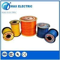 Flexible copper electric wire and cable