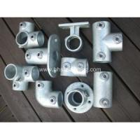 Best kee clamp fittings for handrail wholesale