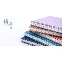 China Personalized Leather Travel Journal Notebooks on sale