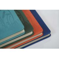 China Personalized Mini Leather Cover Journal Notebooks on sale