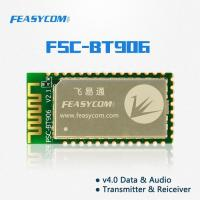 Wholesale Super Stable CSR 4.0 Bluetooth Audio Transmitter and Receiver Module with PCM I2S USB FSC-BT906 from china suppliers