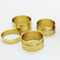 Wholesale CNC Brass Molded Swivel Fitting and Insert from china suppliers