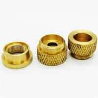 Wholesale CNC Injection Molded Brass Nuts and Bolts from china suppliers
