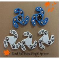 Wholesale High Speed Stress Reducer Stainless Steel Bearing Smoking Cessation Fidget Spinner from china suppliers