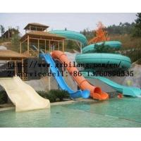 Aqua slides Fiber glass Theme park aqua slide, professional aqua slide manufacturer, bigge