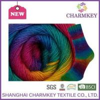 China Excellent quality knitting wool yarn/ fancy wool yarn hand knitting on sale