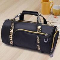 Wholesale Nylon Duffel Luggage Column Leisure Travel Bag For Shot Distance Training from china suppliers