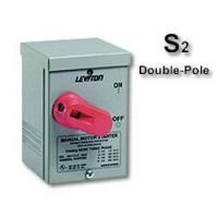 Wholesale Leviton Double-Pole 3R Enclosure Manual Motor Starting Switch from china suppliers