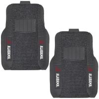 Buy cheap Alabama Crimson Tide Two-Piece Deluxe Car Mat Set from wholesalers