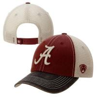 Buy cheap Alabama Crimson Tide Top of the World Offroad Trucker Adjustable Hat - Crimson from wholesalers