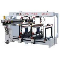 Woodworking multi spindle drilling machine for carpentry