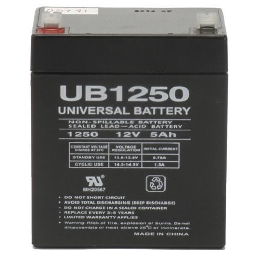Quality 12V 5AH Battery for GS PORTALC PE12V4.5F1 PX12050SHR PXL12050 for sale