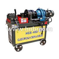 Wholesale HGS-40D steel straight thread rolling machine from china suppliers