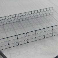 Wholesale Transparent honeycomb panels from china suppliers