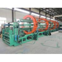 Pipe thermal insulation production equipment