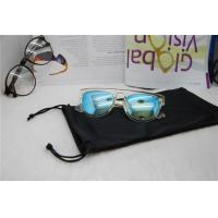 Wholesale Black no LOGO glasses bags, large trumpet glasses bags from china suppliers
