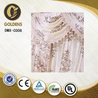 Wholesale Interior decorations window curtain for hotels/residences DMX-C006 Curtain from china suppliers