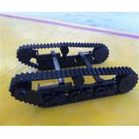 Wholesale Small Robot Rubber Track Undercarriage (31.5*50*12.6inch) from china suppliers