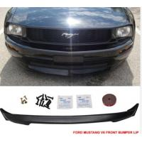 Buy cheap 05-09 Mustang V6 Front Bumper Lower Lip Type 3 - Polyurethane FREE SHIPPING from wholesalers