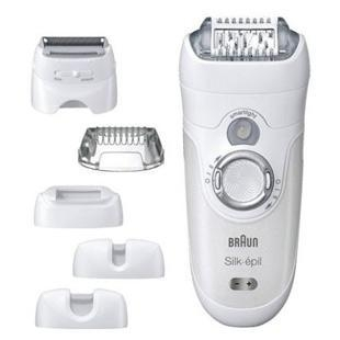 Quality Electric Shavers Braun 7681 Wet-Dry Epilator for sale