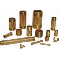 Wholesale Brass Schedule 80 Nipples from china suppliers