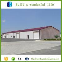 lowest cost steel structure building