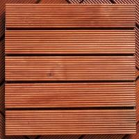 China Solid Wood Decking on sale