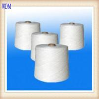 Wholesale 100% Organic Combed Cotton Yarn for knitting and weaving from china suppliers