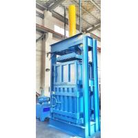 Coconut Fiber Baling Press