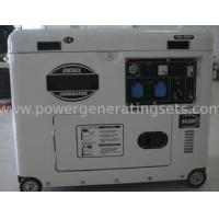 Wholesale Soundproof yanmar portable diesel generator 5kva With Four Stroke Engine from china suppliers