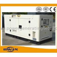 Wholesale Original Yanmar Diesel Generator Set Soundproof 12kw 15kva 3 Phase from china suppliers