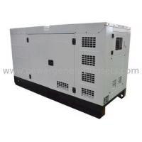 Wholesale Perkins Engine Diesel Open Type Genset , 80kw 100kva Water Cooled Generator from china suppliers