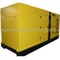 Buy cheap 300kw 375kva Closed Cummins Diesel Generators NTA855 Engine Water Cooled from wholesalers