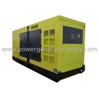 Buy cheap 200KW 250KVA Cummins Diesel Generators Power Genset with Water Cooling system from wholesalers