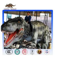 Wholesale Jurassic Theme Park Animatronic Realistic Robot Dinosaur from china suppliers