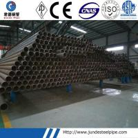 China API 5L GrB ASTM A53 GrB Large Diameter ERW Pipe on sale
